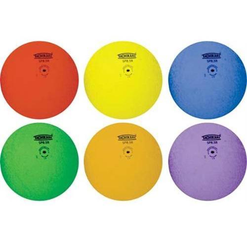 Olympia Sports BL348P Set of Six Tachikara Playground Balls