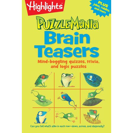 Brain Teasers - Brain Teasers Riddles For Kids
