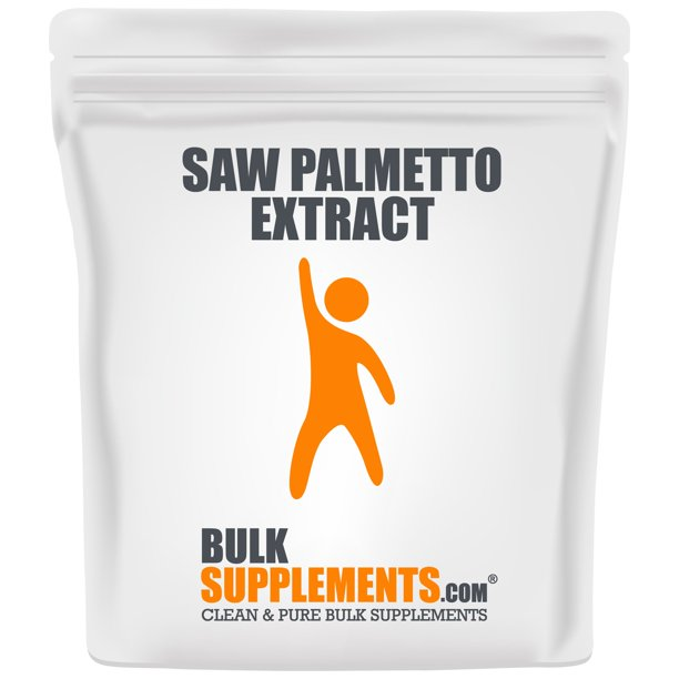 BulkSupplements.com Saw Palmetto Extract