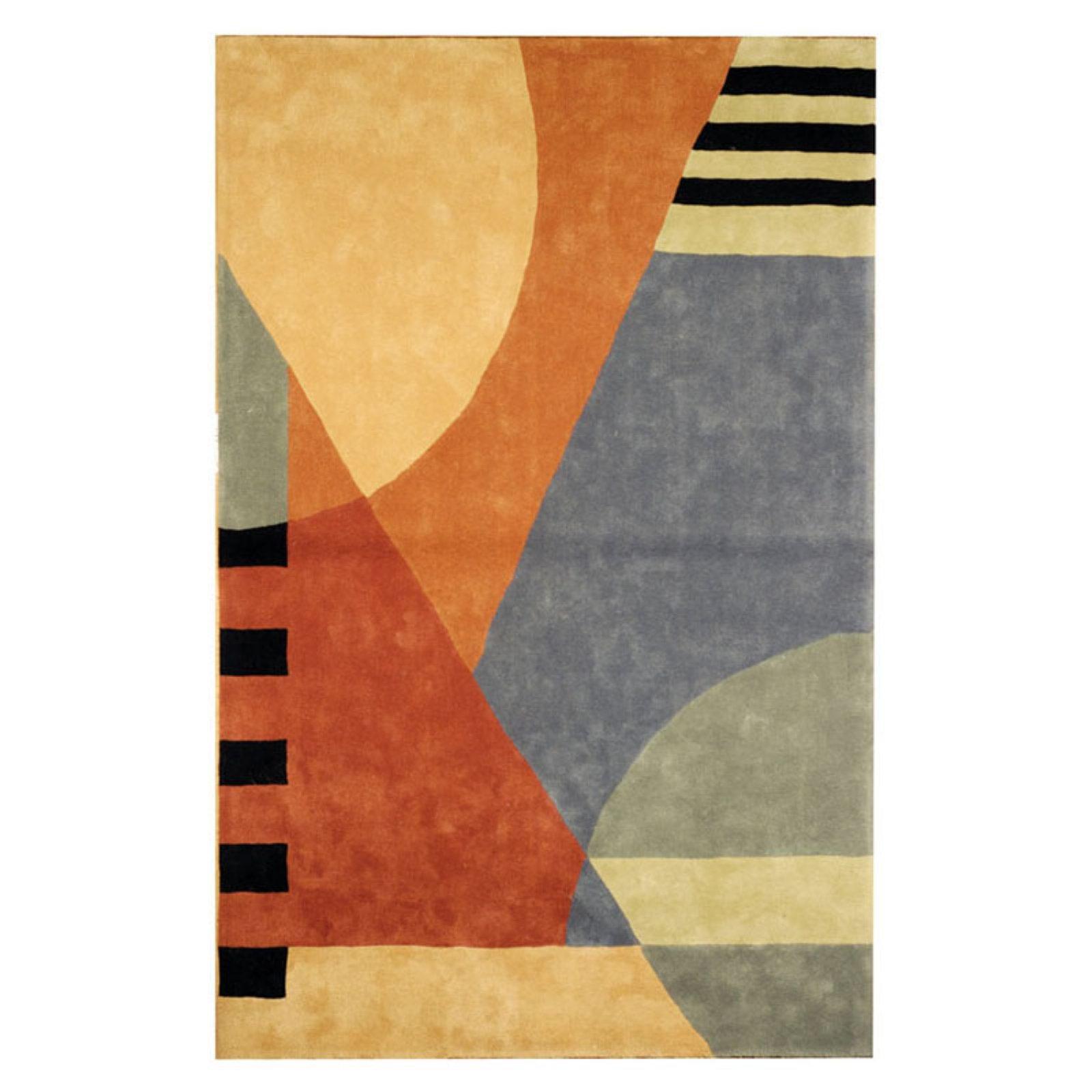 Safavieh Rodeo Drive Marsan Hand-Tufted Wool Area Rug, Gold