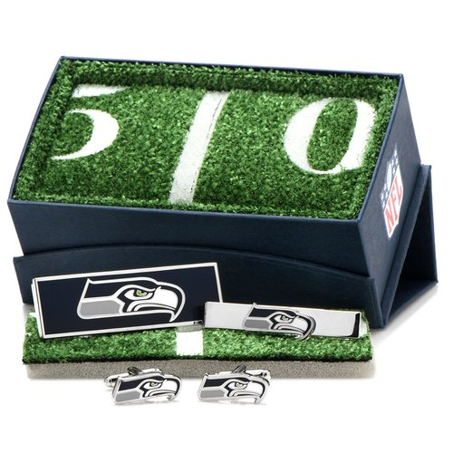 PD-SSH-3P Seattle Seahawks 3-Piece Gift Set