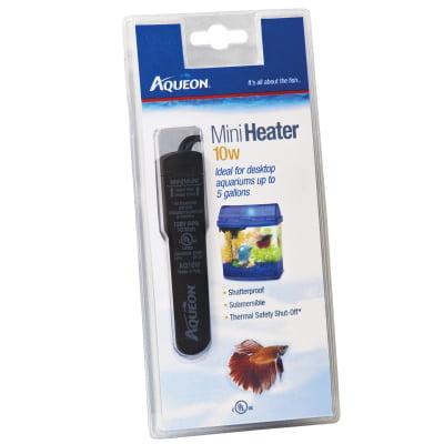 Aqueon Mini Aquarium Heater, 10-Watt