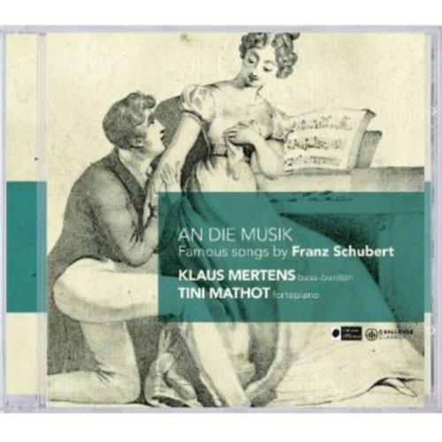 An Die Musik: Famous Songs (Ocrd)