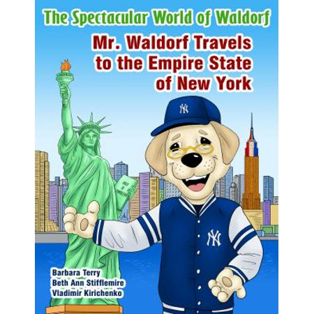 Mr  Waldorf Travels To The Empire State Of New York