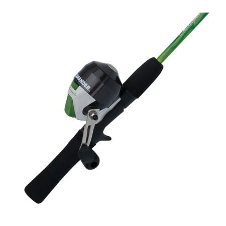 Shakespeare Salamander Spincast Reel and Fishing Rod Combo