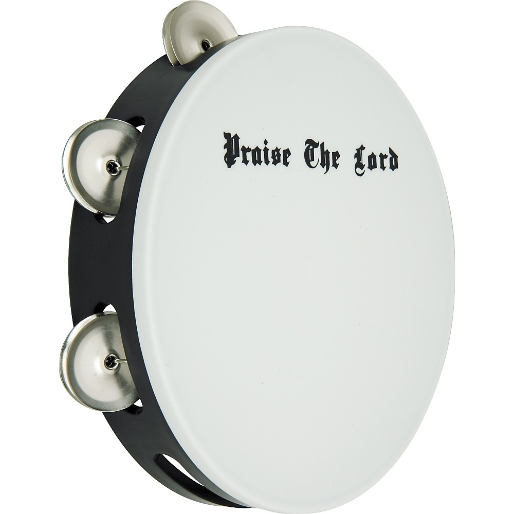 Rhythm Band Economy Scripture Tambourine by Rhythm Band