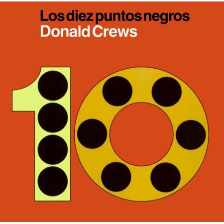 - Diez Puntos Negros : Ten Black Dots (Spanish Edition)