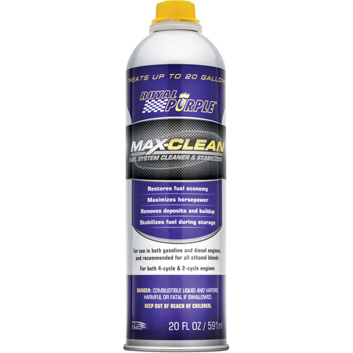 Royal Purple Max Clean Fuel System Cleaner, 20 oz