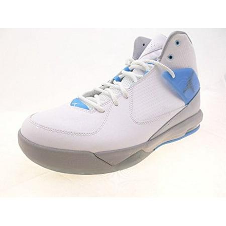 26c6f3f41b4f Jordan - Nike 705796-106  Jordan Air Incline WHITE-Grey-Blue Basketball  Sneaker for MEN (106-white Black Wlf Gry Unvrsty Blue
