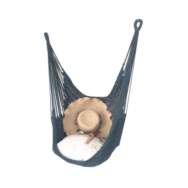 Outdoor Hanging Chair Nylon Safe Stable Comfortable Swing Camping Hammock Walmart Com Walmart Com