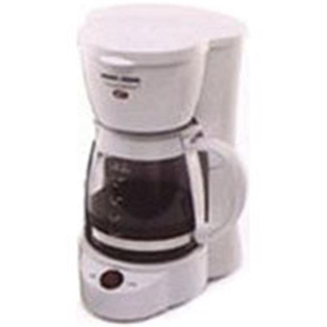 Black & Decker DCM600W 5 Cup Coffeematic Coffeemaker