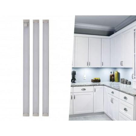 Black Decker Led Under Cabinet Lighting Kit 3 Bars 12 Inches