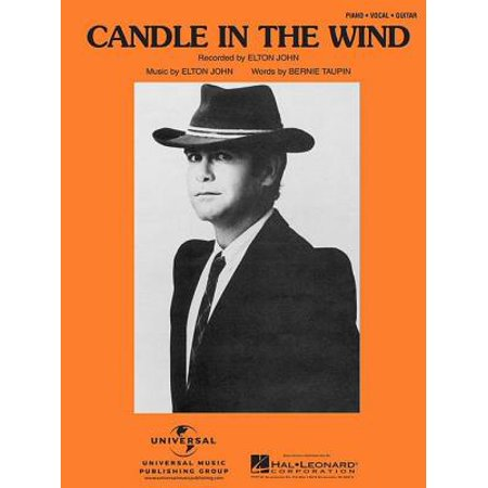 Candle in the Wind Sheet Music - eBook