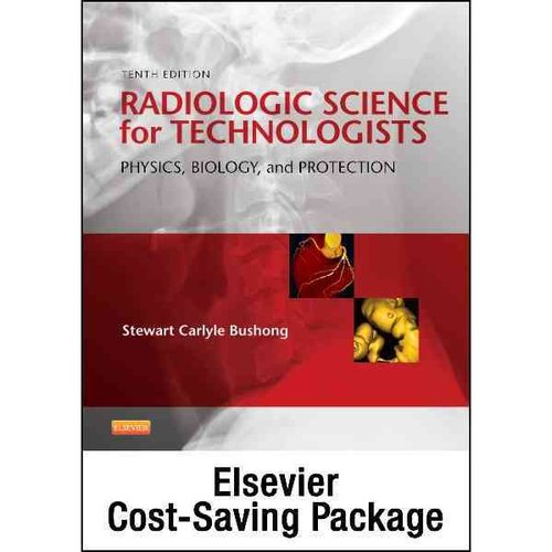 Mosby's Radiography Online: Radiologic Physics, 2/E & Radiologic Science for Technologists (Access Code, Textbook, and Workbook Package)