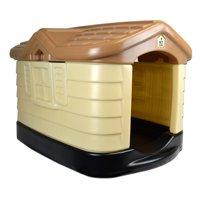 """Our Pet's Cozy Cottage Dog House, Medium 33""""x28""""x24"""""""