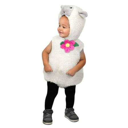Infant Lamb Costume (Toddler Furry Lamb Costume)