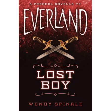 Lost Boy: A Prequel Novella to Everland - eBook