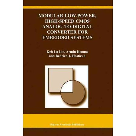Modular Low-Power, High-Speed CMOS Analog-To-Digital Converter of Embedded Systems