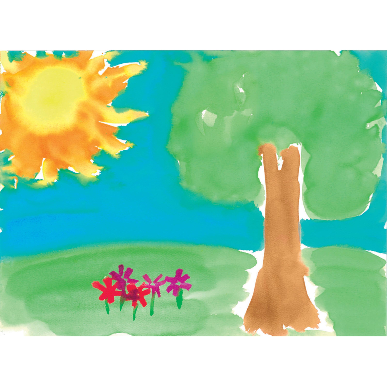 """Pacon Art1st Watercolor Paper, 9"""" x 12"""""""
