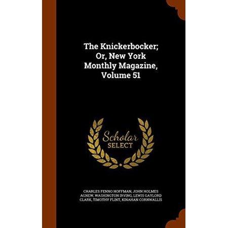 The Knickerbocker; Or, New York Monthly Magazine, Volume 51 - image 1 of 1