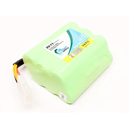 Neato XV-11 Battery, Filters, Blades and Squeegee - Kit Includes Neato Battery, 2 Filters, 6 Blades and 1 Squeegee (3500mAh, 7.2V, NI-MH) - image 3 de 4