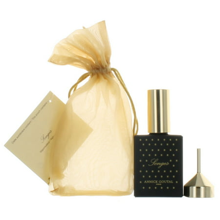 - Songes by Annick Goutal for Women Mini Refill EDT Perfume Spray .83 oz. New in Box on bag