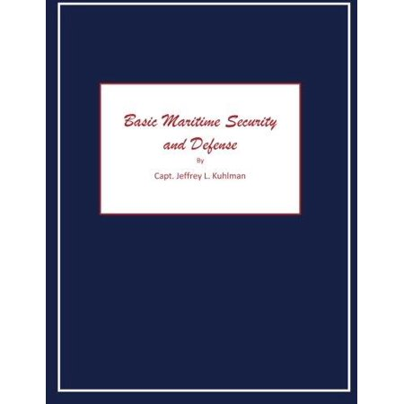 Basic Maritime Security And Defense