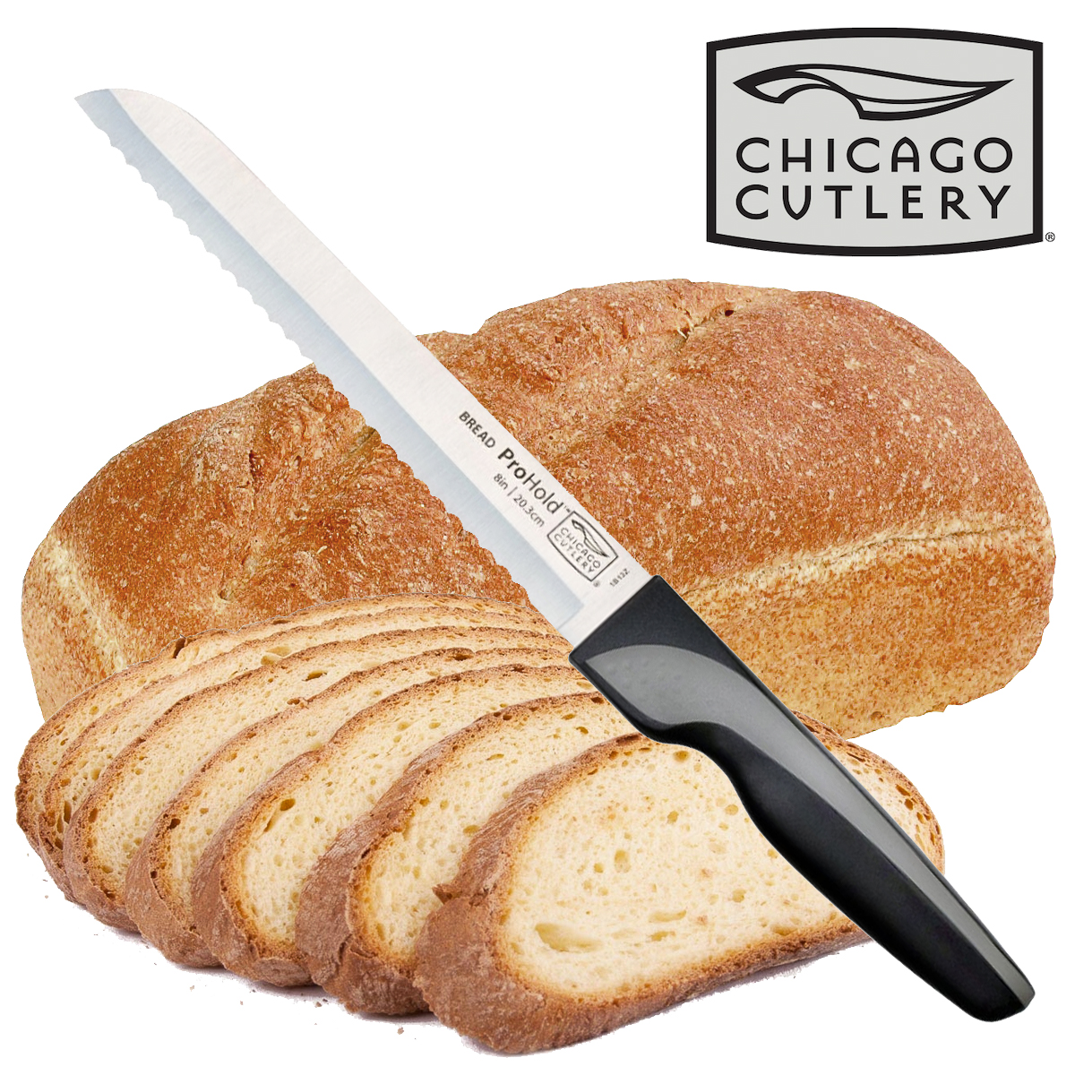 Chicago Cutlery ProHold  8'' Bread Knife