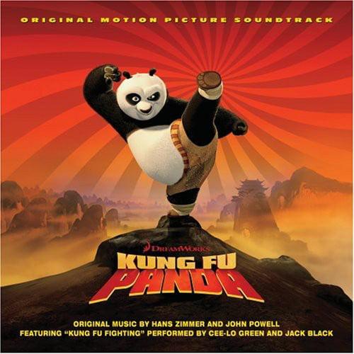 Kung Fu Panda Soundtrack