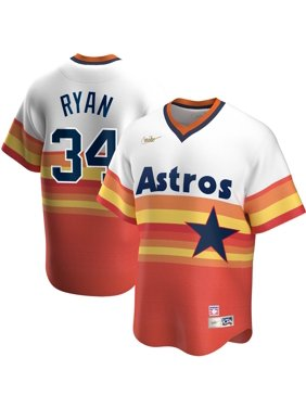 Nolan Ryan Houston Astros Nike Home Cooperstown Collection Player Jersey - White