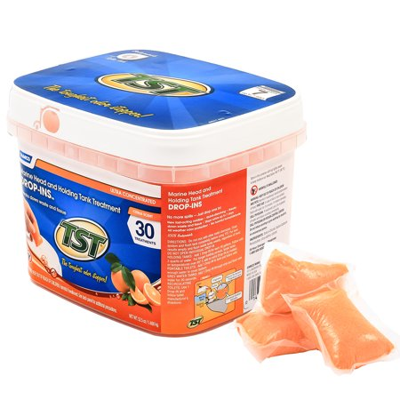 The Amazing Quality Camco TST Marine Toilet Holding Tank Deodorant Drop-Ins