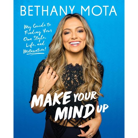 Make Your Mind Up   My Guide To Finding Your Own Style  Life  And Motavation