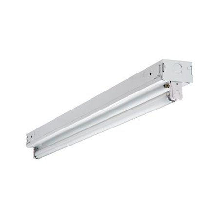 Cooper lighting snf125rb fluorescent strip light t8 1 lamp 25 cooper lighting snf125rb fluorescent strip light t8 1 lamp 25 watt aloadofball