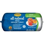 Butterball All Natural Lean Fresh Ground Turkey 16 oz.