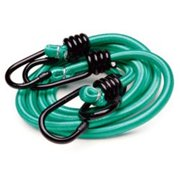 RoadPro RPJS-HD32 32 Heavy Duty Stretch Cords With Anti-Scratch Hooks - 8Mm 2-Pack