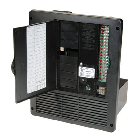 Progressive Dynamics PD4560 Inteli-Power 4500 Series AC/DC Distribution Panel - 60 Amp Color Video Distribution Amp