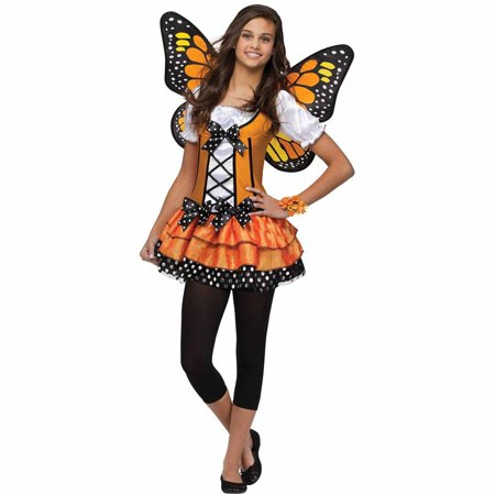 All Hallows Halloween (Butterfly Queen Teen Costume Teen)