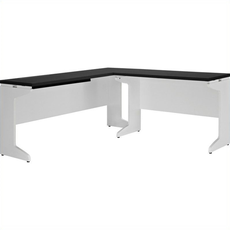 Altra Furniture Pursuit Desk Shell Walmart Com