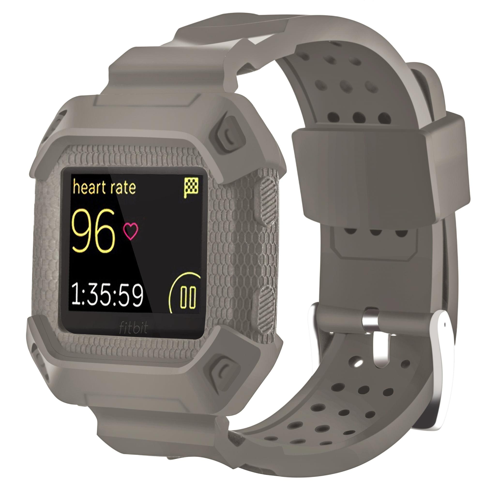 Moretek for Fitbit Blaze Band Strap(Gray)