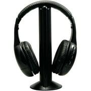 Sentry HW701 Wireless Headphones with Transmitter