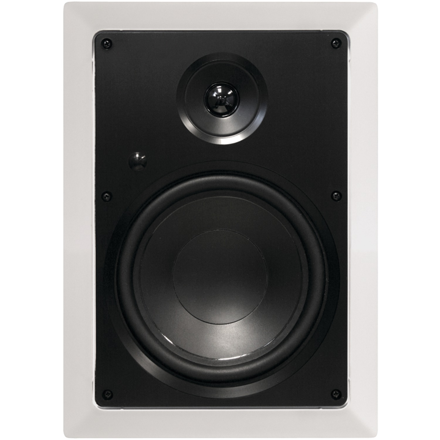 "ArchiTech AP-802 8"" 2-way Rectangular In-wall Loudspeakers"