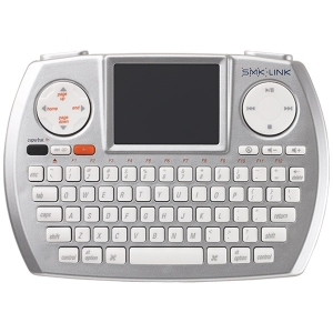 SMK-LINK WIRELESS ULTRA-MINI TOUCHPAD KEYBOARD FOR MAC IDEAL COMPANION FOR TEXT