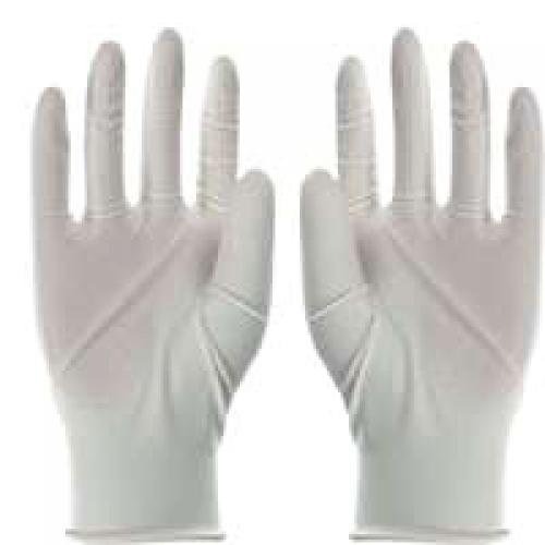 GLOVE LATEX DISPOSABLE LARGE