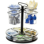 BreakCentral Rotary Condiment Organizer OIC28003