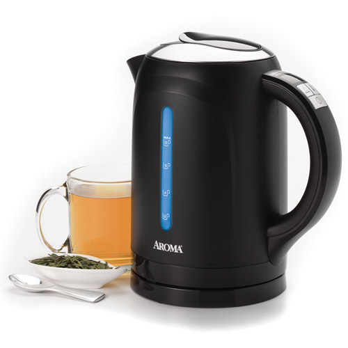 Aroma Gourmet Series 6-Cup Digital Electric Kettle