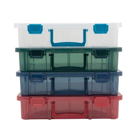 Thinkspcae Brands, 12x12 Storage Box, 4 Pack ()