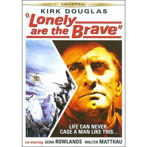 Lonely Are The Brave (Widescreen)