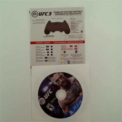 Refurbished EA SPORTS UFC 3 - PlayStation 4
