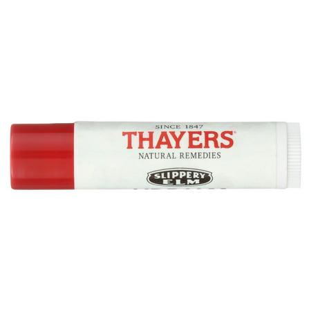 Thayers Slippery Elm Lip Balm - Orange Grove - Pack of 24