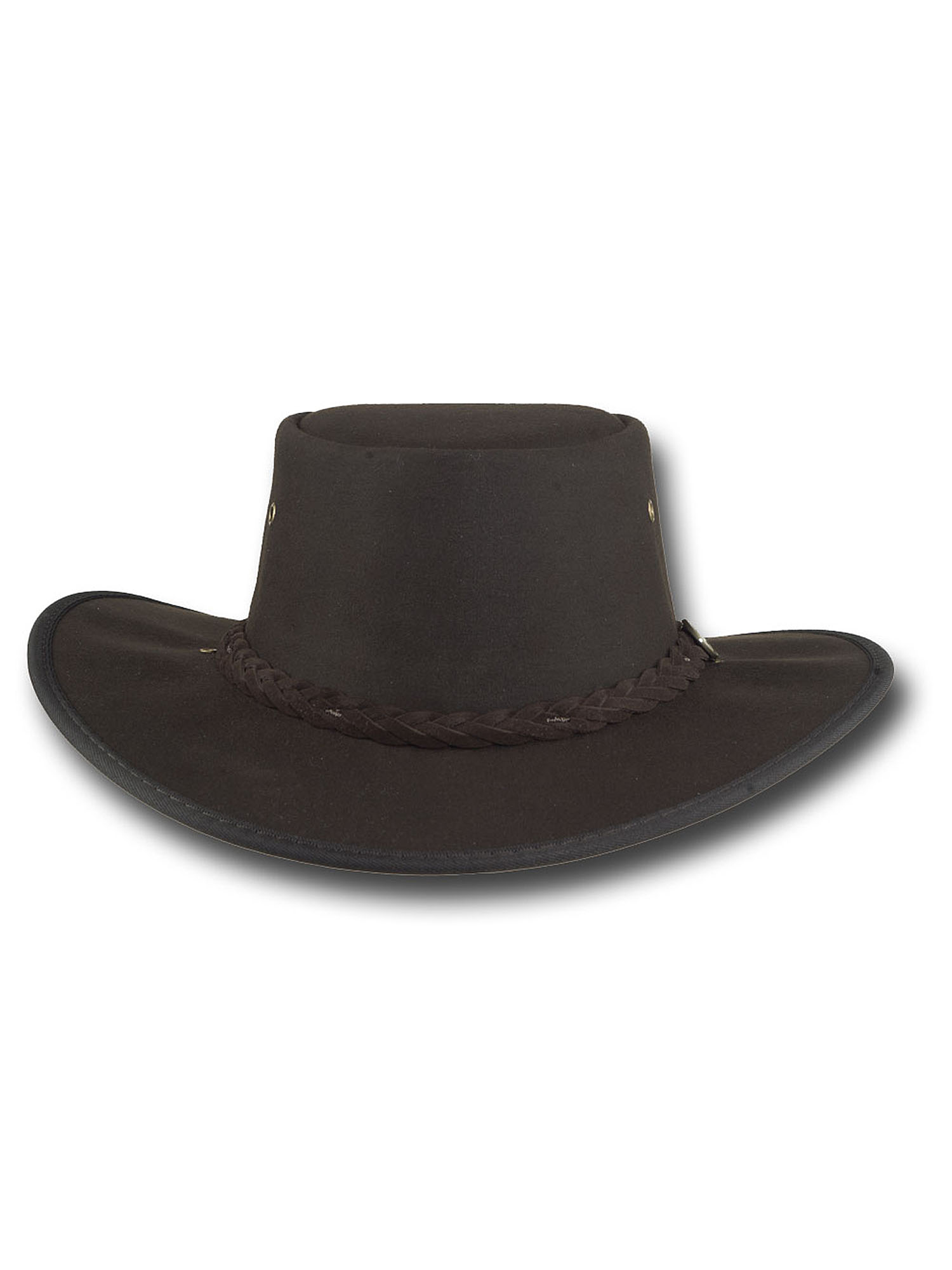 d3421214ddd3d Barmah Hats Drover Oil Skin Hat - Item 1050 - Walmart.com